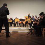 beide Orchester musizierten auch gemeinsam (© Dr. H. Kolland, LMR Berlin)