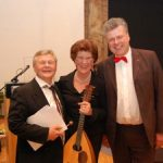 Ein Dankeschön auch an den Dirigenten Prof. Joël Betton...