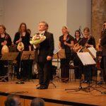 Viel Applaus im vollbesetzten Joseph-Joachim-Konzertsaal der UdK Berlin